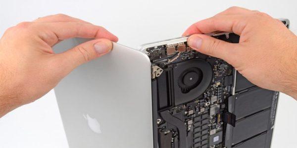 Reparação do display MacBook Pro 15' Retina