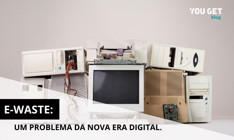 e-waste: um problema da nova era digital