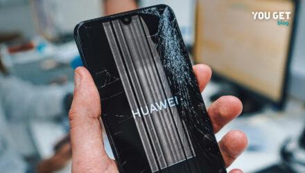5 Riscos de usar um smartphone com o ecrã partido