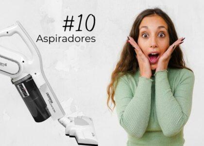 Produto Revelação 10 Aspiradores