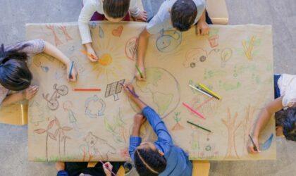 6 atividades para estimular as crianças a cuidar da natureza