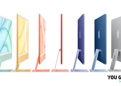 iMac 2021 fica com baixo índice de reparabilidade.